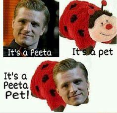 Who wants a Peeta Pet? :P