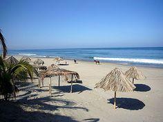 Mancora Beach - Piura Hier im Norden von Peru nahe Equador sind die besten  Strände die 6b82ec7ba33