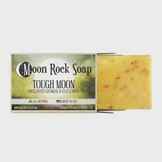 Moon Rock, Goat Milk, Soap, How To Make, Handmade, Products, Hand Made, Bar Soap, Soaps