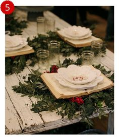 Five Favorite Holiday Finds at Magnolia Market Five favo. : Five Favorite Holiday Finds at Magnolia Market Five favorite holiday finds from Magnolia Farms, the home decor shop of HGTV's Fixer Upper stars. Diy Christmas Decorations For Home, Christmas Tablescapes, Valentine Decorations, Holiday Tables, Holiday Decor, Christmas Tea, Rustic Christmas, Christmas Holidays, Christmas Classics