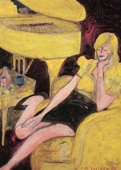 Yellow Linda with Piano, 1988  {Paul Mc Cartney}