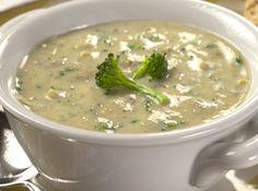 Cream of Broccoli Soup Recipe | Just A Pinch Recipes