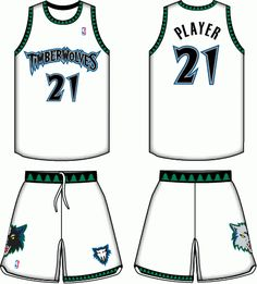 a2fbeb7ce Minnesota Timberwolves Home Logo on Chris Creamer s Sports Logos Page -  SportsLogos. A virtual museum of sports logos