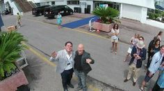 Twitter brought a drone to Cannes so ad execs could take aerial selfies