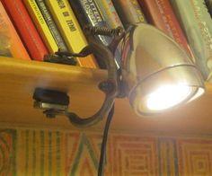 Bicycle headlight shelf lamp Weimann Bremse LED Licht klassisch