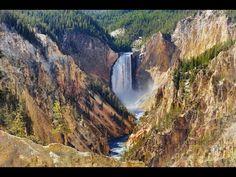 Yellowstone National Park - YouTube