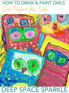 Mrs. Wills Kindergarten: Owl Lesson Plans ~ Peek at my Week