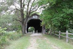 Mull Covered Bridge - Fremont, Ohio