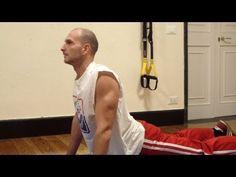 Esercizi posturali per rinforzare i muscoli della schiena - YouTube