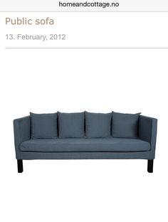 Sofa/ spisesofa fra home&cottage