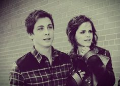 Logan & Emma. I'd like to see the Perks of Being A Wallflower