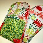 30+ Free Pot Holder Patterns & Tutorials: {Sewing}
