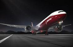 boeing 777x asas dobráveis