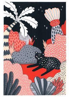 Illustration by Tamar Dovrat
