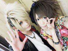 Chika and re-ta