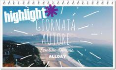 [ospiti] – #AllDay Giornata Autore: highlight Federica Pannocchia