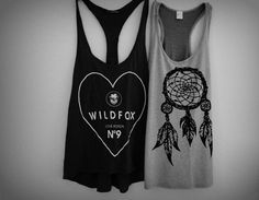 Wildfox tanks