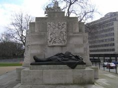 British war memorial - tomb of the unknown soldier.