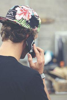 Macho Moda - Blog de Moda Masculina: Dicas de Looks Masculinos com Bonés, pra…