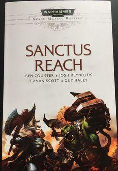 Sanctus Reach Space Marine Battles Warhammer PB 2015