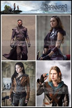 Celebrities Leather Jackets of The Shannara Chronicles TV Series are now available at Buymoviejacket store and we are giving a decent discount on it plus free shipping as well. #celebritiesjacket #theshannarachronicles #tvseries #menwear #womenwear #womenfashion #fashion #fashionista #discount