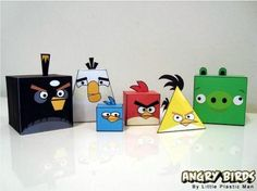 Do It Yourself (DIY) : Les Paper Toys