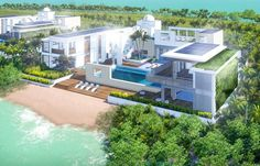 Leonardo DiCaprio Builds Eco-Resort in Belize - EcoBuilding Pulse