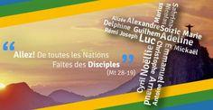 18 Jeunes Gardois à Rio, bien d'autres à Lourdes, les JMJ approchent et se préparent