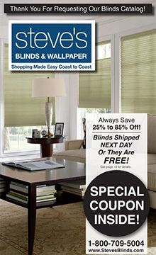 Free Blinds Catalog At Steveu0027s Blinds U0026 Wallpaper U2013 Worldwide