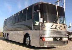 1995 Eagle Luxury Motorcoach Conversion Bus