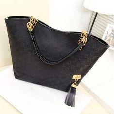 Canvas Designer Tassel Messenger Bag Acessórios De Moda, Bolsa De Ombro,  Lojas Online, 304d122086