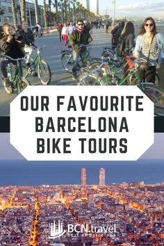 One of the best ways to explore Barcelona in a safe way is by using a bycicle. Luckly, there are several options in the citu that will guarantee an amazing experience. Check out our top picks! Europe Travel Guide, Spain Travel, Travel Guides, Travel Tips, Spain Destinations, Barcelona Catalonia, Photography Tours, Travel Aesthetic, Photo Location