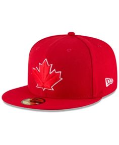 2ebb275aad63a New Era Kids  Toronto Blue Jays Authentic Collection 59FIFTY Cap - Red 6 3