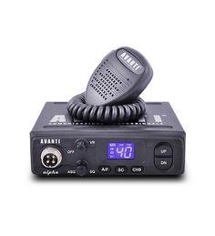 Poze Statie Radio CB Avanti Alpha 2014 H/L 4W / 10W ASQ