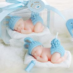 Cute Angel Baby Creative  Flameless Scented Birthday  Christmas Candles Cake Candles Wedding Holiday Gifts