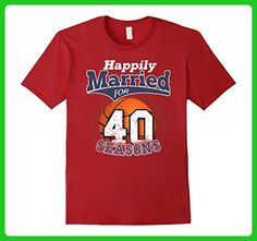 Mens Couples Basketball 40 Couple Shirts Basketball T Shirt 2XL Cranberry - Sports shirts (*Amazon Partner-Link)