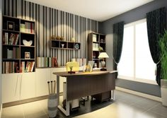 Creative Inspirations Study Room Design For Small Space : Plan Study ... .