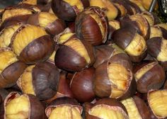 How to roast chestnuts in the oven - Dessert