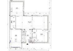Plan achat maison neuve à construire - Constructions Idéale Demeure PERCENEIGE C2G-122