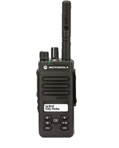 MOTOTRBO DP2600 – Equip your team with the world's most scalable digital radio solution. The MOTOTRBO DP2600 offers best-in-class audio in a scalable solution to your demanding communication needs.