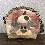 """Косметичка """"Любимая игрушка"""" Японский пэчворк – купить или заказать в интернет-магазине на Ярмарке Мастеров   Косметичка """"Любимая игрушка"""" Японский пэчворк…"""