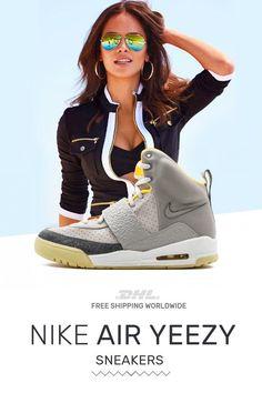 ed030f40cdef3 Buy original Nike Air Yeezy Air Yeezy Zen Gray at online shop