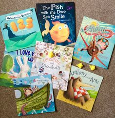 Review of children's books from Paragon Books