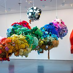 Mike Kelley at MoMA PS1