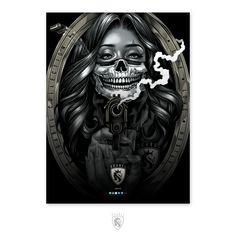 """18"""" X 24"""" OGABEL Poster"""