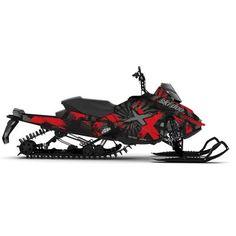 Ski Doo, Transportation Technology, Four Wheelers, Car Wrap, Cycling Bikes, Sled, Motocross, Skiing, Vehicle Wraps