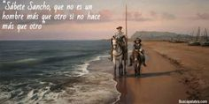 Don Quijote and Sancho Panza Dom Quixote, Looking For Alaska, Great Novels, Jedi Knight, Bradley Mountain, Travel Size Products, American History, Cool Photos, Barcelona