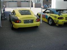 Mazda MX-5 (98-2005) One Piece Fastback (Skin Only Version)