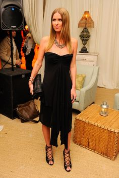 Nicky Hilton Little Black Dress