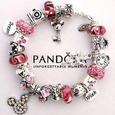 Pandora Bracelet #Red